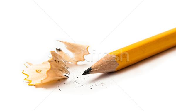 Pencil Stock photo © luckyraccoon