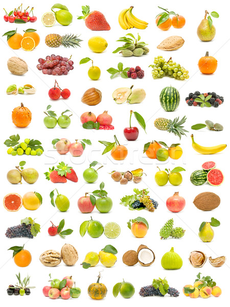 fresh fruits  Stock photo © luiscar