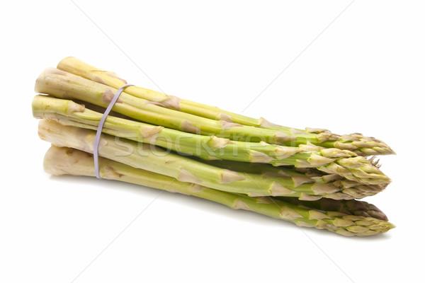 Espargos branco legumes agricultura Foto stock © luiscar