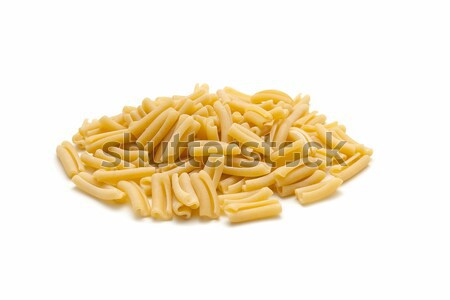Italiano macarrão macarrão branco comida alimentação Foto stock © luiscar