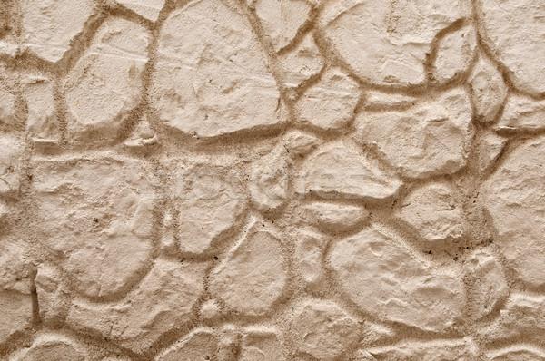 Stonewall textura detalhes construção parede fundo Foto stock © luiscar
