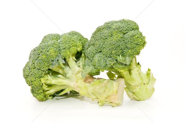 брокколи экологический белый овощей сельского хозяйства Сток-фото © luiscar