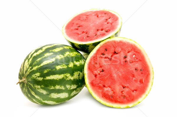 ecological watermelon  Stock photo © luiscar