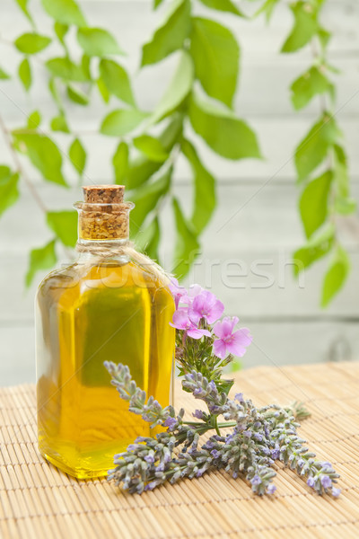 Spa still life aromatique herbes fleur santé Photo stock © luiscar
