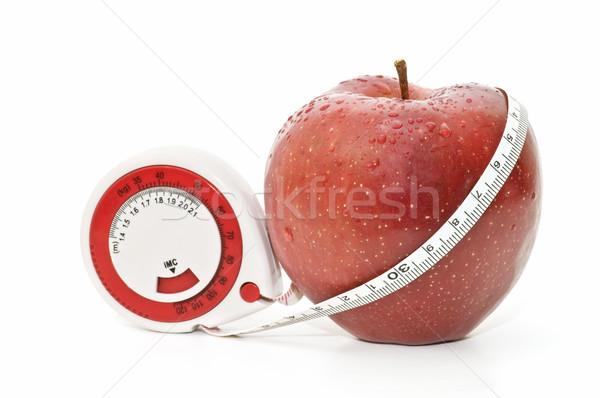 apple diet Stock photo © luiscar