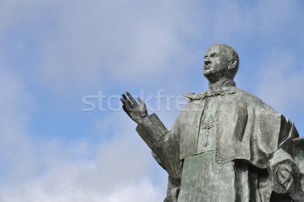Pope John Paul VI Stock photo © luissantos84