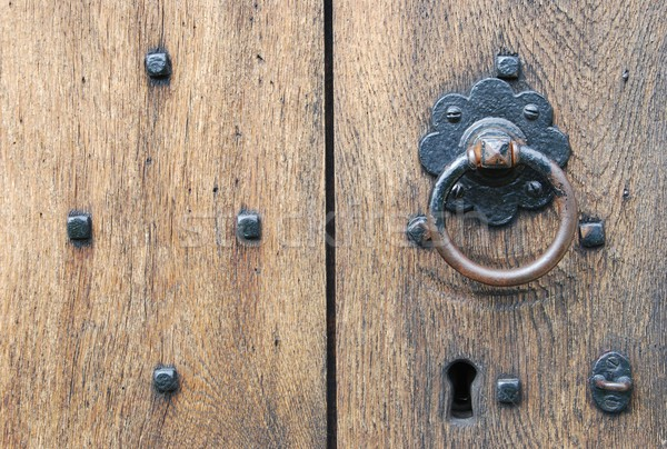 Door knob Stock photo © luissantos84