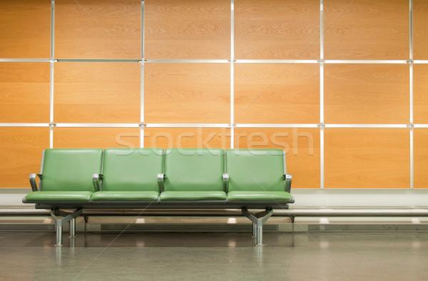 空っぽ ビジネス 建物 木製 壁 ゴージャス ストックフォト © luissantos84