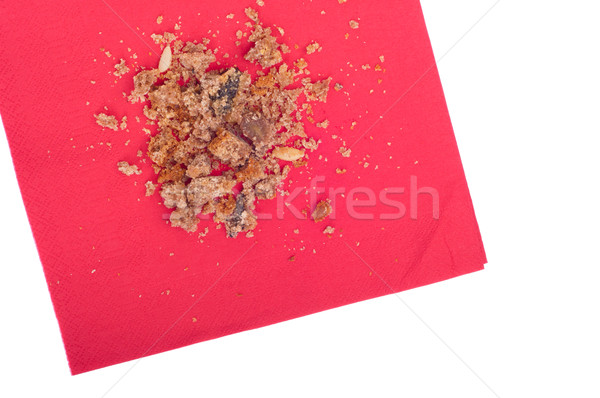 Cake crumbs Stock photo © luissantos84
