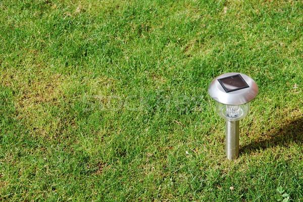Solar garden light Stock photo © luissantos84