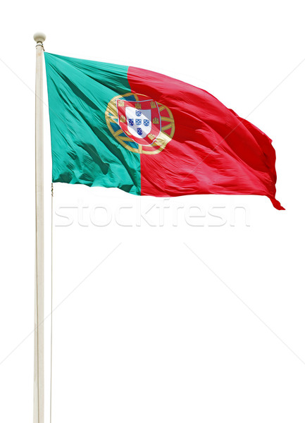 Portugal flag Stock photo © luissantos84
