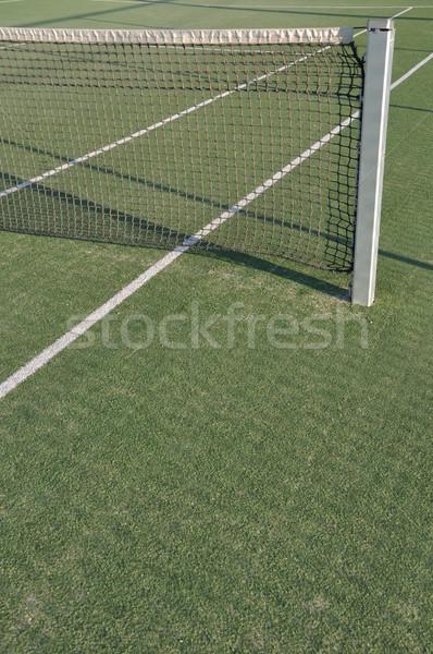 Tennis court Stock photo © luissantos84