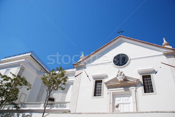 Inglesinhos Church in Lisbon, Portugal Stock photo © luissantos84