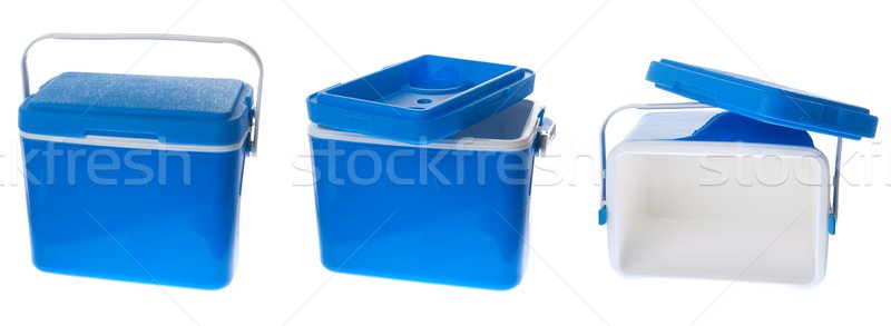 Cooling box Stock photo © luissantos84