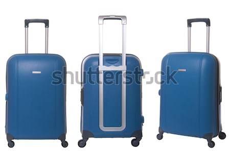 Travel suitcase Stock photo © luissantos84