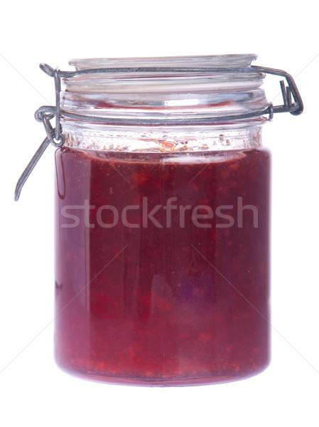 Jar of marmalade Stock photo © luissantos84