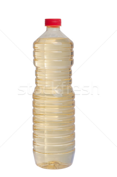 Cooking oil bottle Stock photo © luissantos84