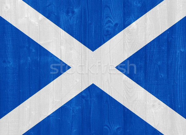 Scotland flag Stock photo © luissantos84