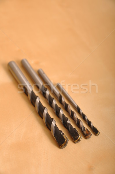 Drill bits Stock photo © luissantos84
