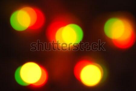 Сток-фото: Рождества · фары · Blur · движения · аннотация