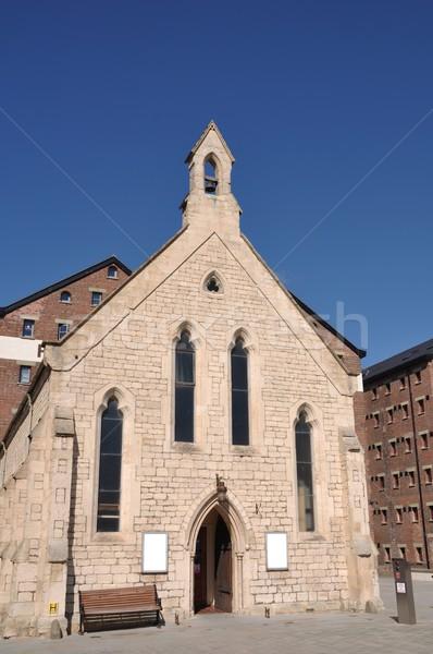 Mariners church Stock photo © luissantos84