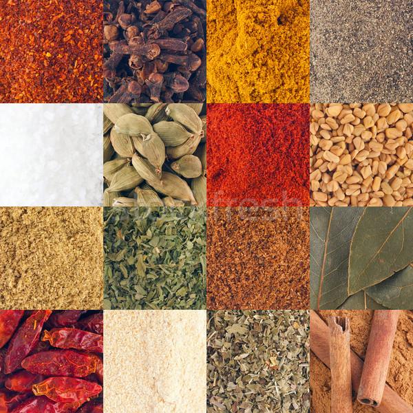 Spices Stock photo © luissantos84