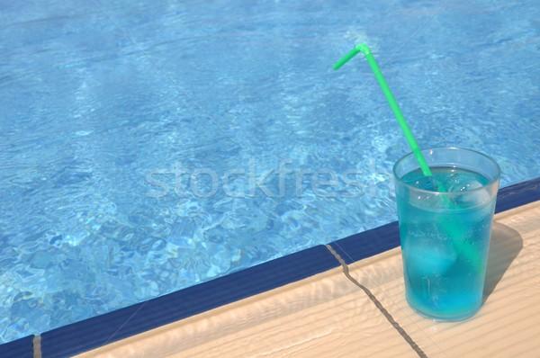 Pool cocktail Stock photo © luissantos84