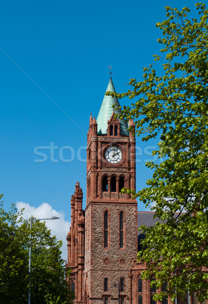 The Guildhall Stock photo © luissantos84