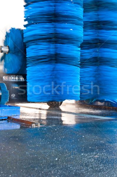 Car wash Stock photo © luissantos84