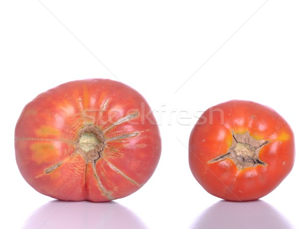 Biological tomatoes Stock photo © luissantos84