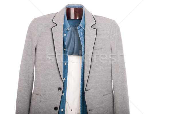 Smart casual clothing Stock photo © luissantos84