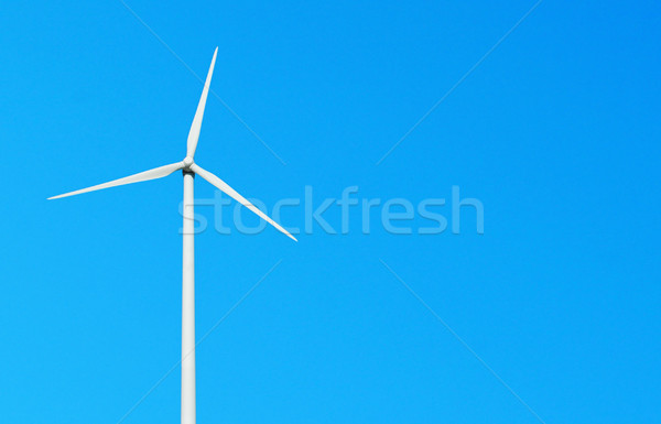 Wind turbine Stock photo © luissantos84