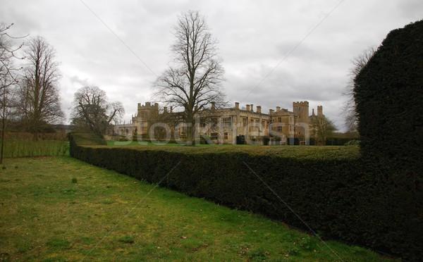 Sudeley Castle in Winchcombe, UK Stock photo © luissantos84