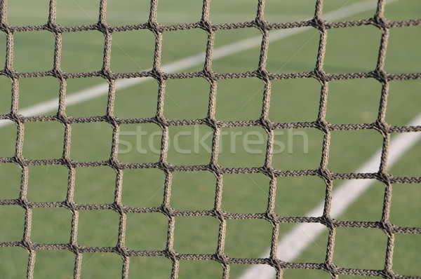 Tennis net Stock photo © luissantos84