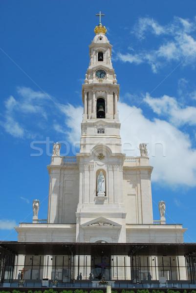 мнение Португалия стиль крест Церкви поклонения Сток-фото © luissantos84