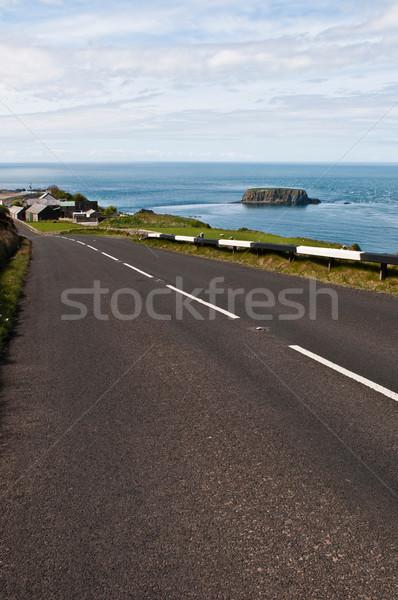 Causeway coastal route Stock photo © luissantos84