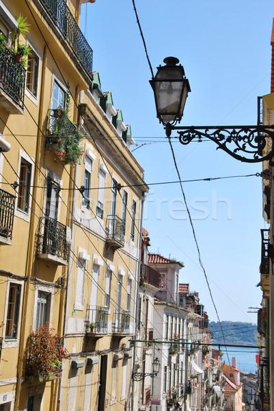 Lisbon Stock photo © luissantos84