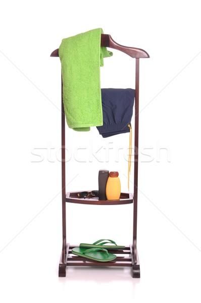 Beach clothing Stock photo © luissantos84