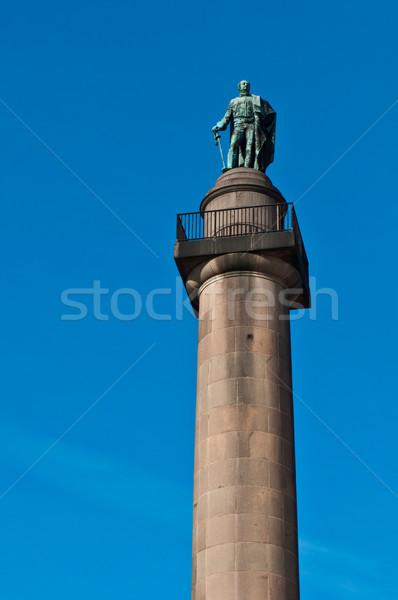 Duke of York Column Stock photo © luissantos84