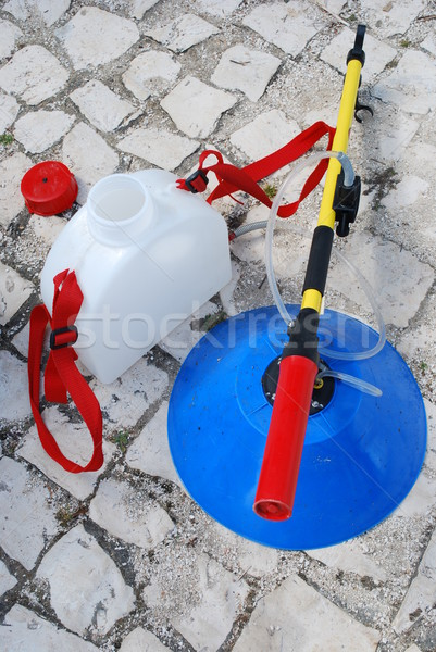 Tools for agriculture work Stock photo © luissantos84