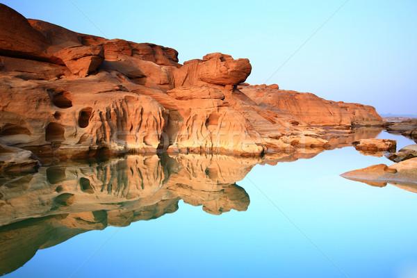 canyon Stock photo © lukchai