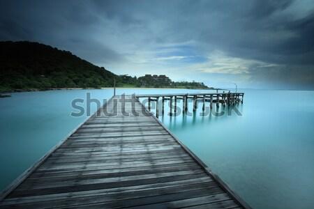 Seascape. Stock photo © lukchai
