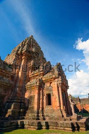 Castle rock Stock photo © lukchai
