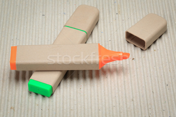 Highlighter pen Stock photo © lukchai