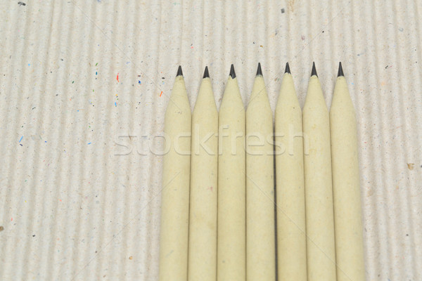 Pencil Stock photo © lukchai
