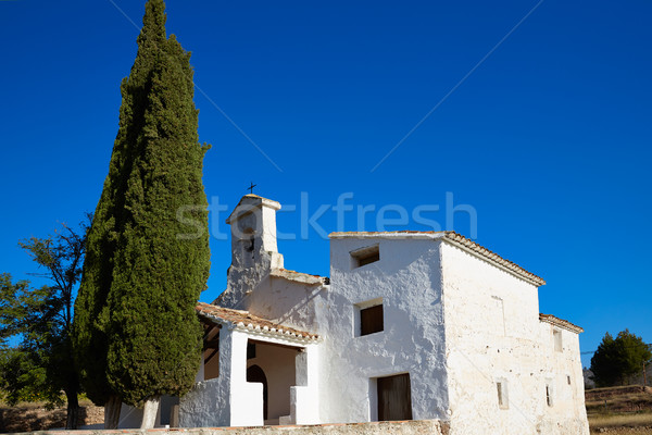 Ermita de Loreto chapel in Chelva at Valencia Stock photo © lunamarina