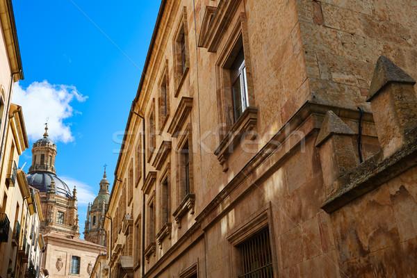 университета Церкви Испания путешествия каменные архитектура Сток-фото © lunamarina