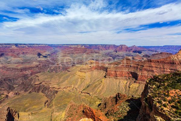 Arizona Grand Canyon park nokta ABD doğa Stok fotoğraf © lunamarina