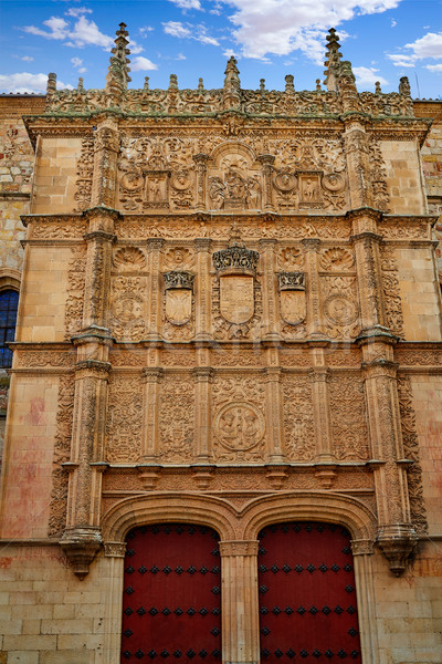 Universidad de Salamanca University Spain Stock photo © lunamarina