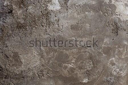 cement mortar wall texture background Stock photo © lunamarina